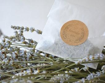 50 wedding toss lavender flowers