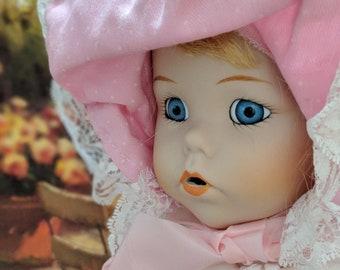 Aw... Vintage Porcelain Doll