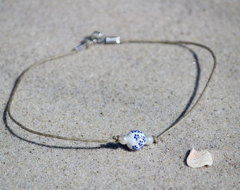 Locals Only Pearl Choker
