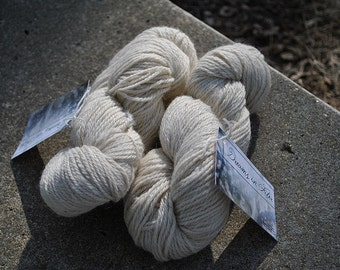 Au Naturel - Natural Colorway - Worsted Weight