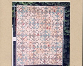 Quarter Cup Quilt Pattern by Open Gate, FREE SHIPPING with /Fabric Purchase