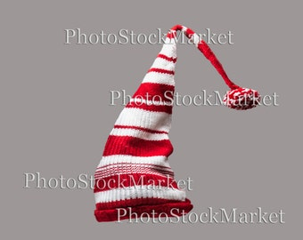 Stocking Cap PNG - Christmas Cap PNG - Png Hat -  Photoshop  - Hat - Overlay - Digital Download - Knit hat -  Candy Cane Hat -  Holiday Hat