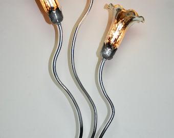 Art Nouveau Lamp Handmade # 5
