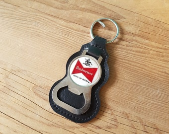 Novelty Keychain and Bottle Opener - Vintage New Old Stock
