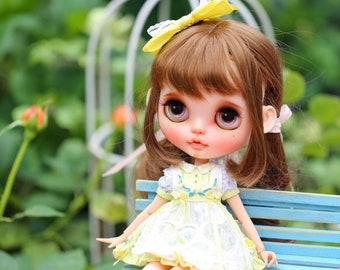 MidsummerCircus*Juju's*blythe outfit lemon