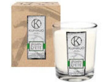 70 gr summer Jasmine aroma candle