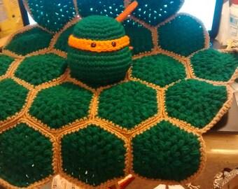 Turtle Security/lovie Blanket