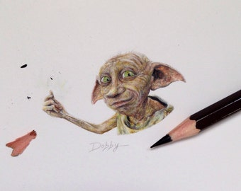 Miniature of Dobby - Harry Potter series