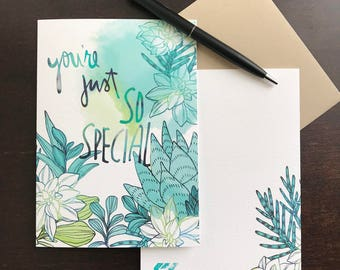 "4pc A7 Special Card Set (5""x7"")"