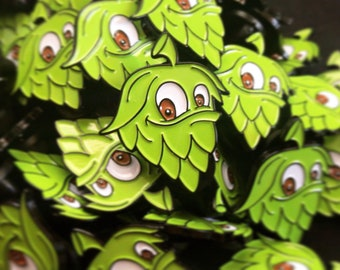 BREWtiful Hop Pin