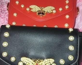 Bee Charm Handbag