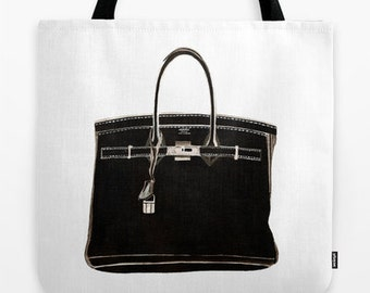 HERMES BAG TOTE (2 color choices)