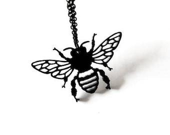 Queen Bee Necklace - Mini