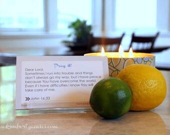 Rest - Read It Pray It Cards