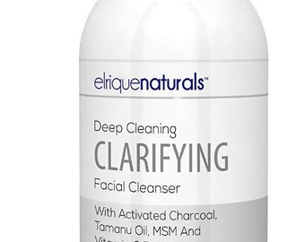 Best Acne Face Wash - Natural Acne Face Cleanser With Activated Charcoal 4oz