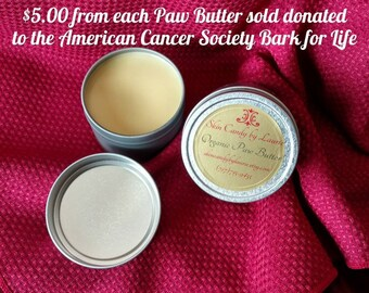 Organic Paw Butter