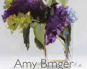 SALE 2018 Amy Brnger Flower Desk Calendar