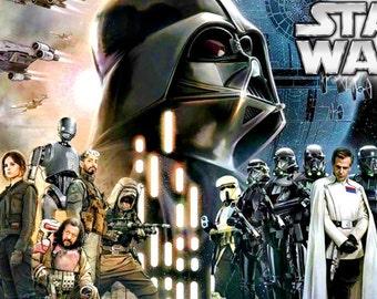 PROMOLISTING! Star Wars 060 Cross Stitch Pattern Counted Cross Stitch Chart, Pdf Format, Instant Download/358203