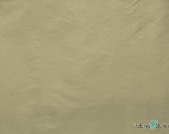 "Light Olive Green Silk Dupioni Upholstery Fabric Silk Light Weight 54"" DUPIONI SILK SOLID"