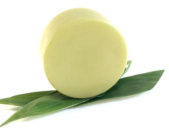 Solid Hair Conditioner Bar - Avocado Oil & Olive Oil Hair Conditioner Bar-Vitamins Complex -Vitamin E Hair Treatment -Leave in Conditioner