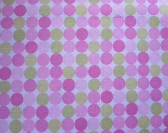 One Week Special Riley Blake - Sweet Baby Girl - C4296 - Pink Dots