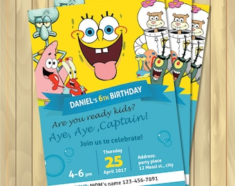 Clash Royale invitations Personalized birthday invitations