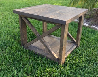 X End Table (Local Pick up/Delivery Only!)
