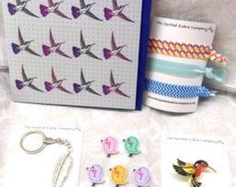 Small Gift Box | Tweet tweet | Bird Theme