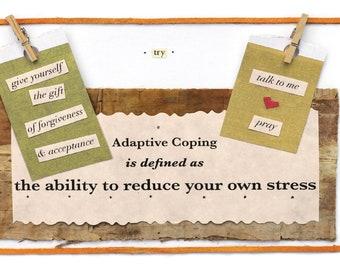 Adaptive Coping Card