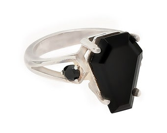 Coffin Gems® - 3CT ACCENT RING