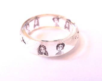Corpse bride ring Etsy