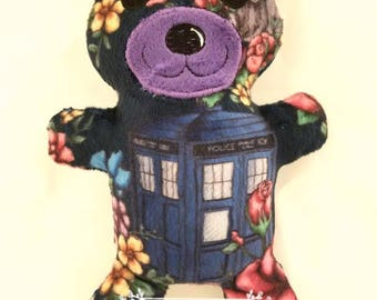 Doctor Who Teddy Bear Stuffie