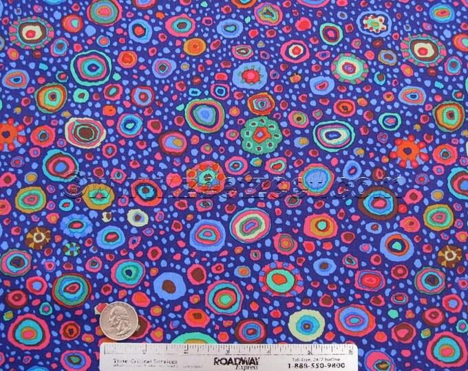 Kaffe Fassett ROMAN GLASS Purple Gp01 Quilt Fabric - by the Yard, Half Yard, or Fat Quarter FQ