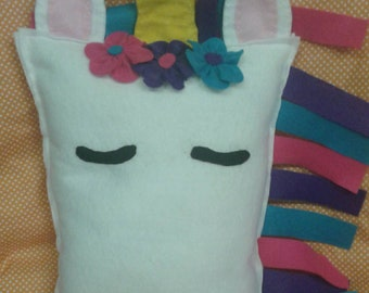 Unicorn Pillow