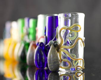 Octopus Shot Glass in Your Choice of Color