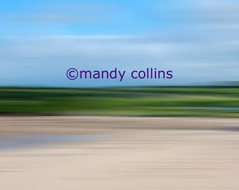 Picnic on Lligwy Beach Beach, Anglesey, North Wales. Fine Art Photography Seascape Skyscape Prints