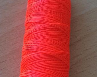 Wire effect 3722 blood orange neon