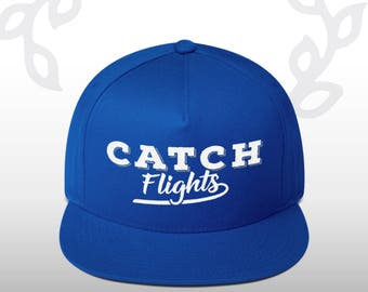 catch flights not feelings Hat. Trending Cap. Trending Hats. Baseball Hats. Embroidered Caps. Embroidered Hats. Womens Hat. Tumblr Hat.