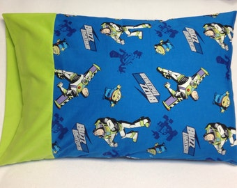 Buzz Lightyear Standard Pillowcase