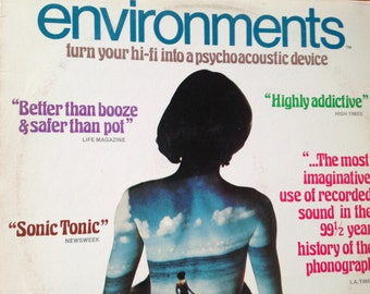 Environments - Disc 9 - vinyl record
