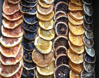 Dried Citrus Mix, Bowl Filler, Citrus Slice Mix , Dried Citrus Slice Mix