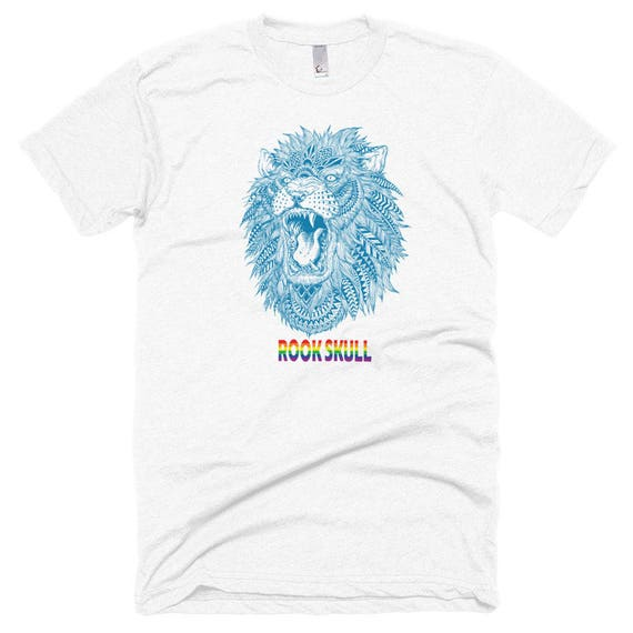loin, Short sleeve soft t-shirt
