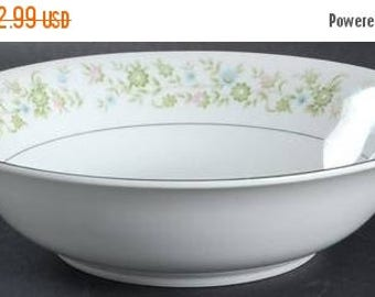 "ON SALE Royal Wentworth PAULINE 8695 Round Vegetable Serving Bowl Dinnerware Japan Excellent Condition 9.25"" in diameter"