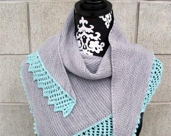 PDF Knitting Pattern - Coastal Ridge