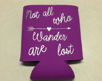Can cooler not all who wander are lost