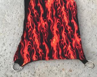 Hood For Fire Flow Arts