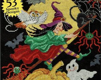 Halloween 2017 by Just Cross Stitch Magazine