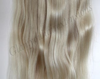 """20"""" 160g SECRET-HALO-Magic wire Remy Human Hair extensions!! Thick!! Grade 4A woww"""