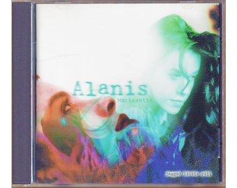 Alanis Morissette Jagged Little Pill CD 1995