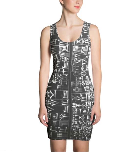 Code of Hamurabi Body con Dress